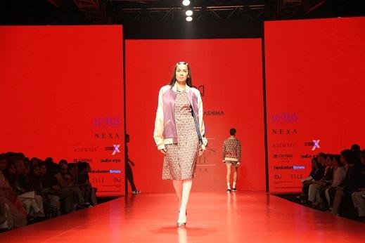 Japanese Designer Atsushi Namashima Impresses Audience At Lotus Make Up India Fashion Week 2019 Asian Community News